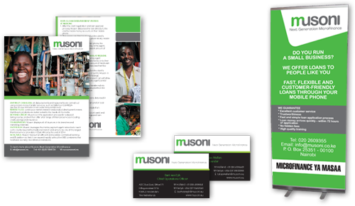 Musoni - Next Generation MicroFinance